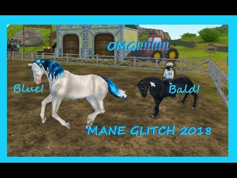 MANE GLITCH 2018!! | Star Stable (FIXED)