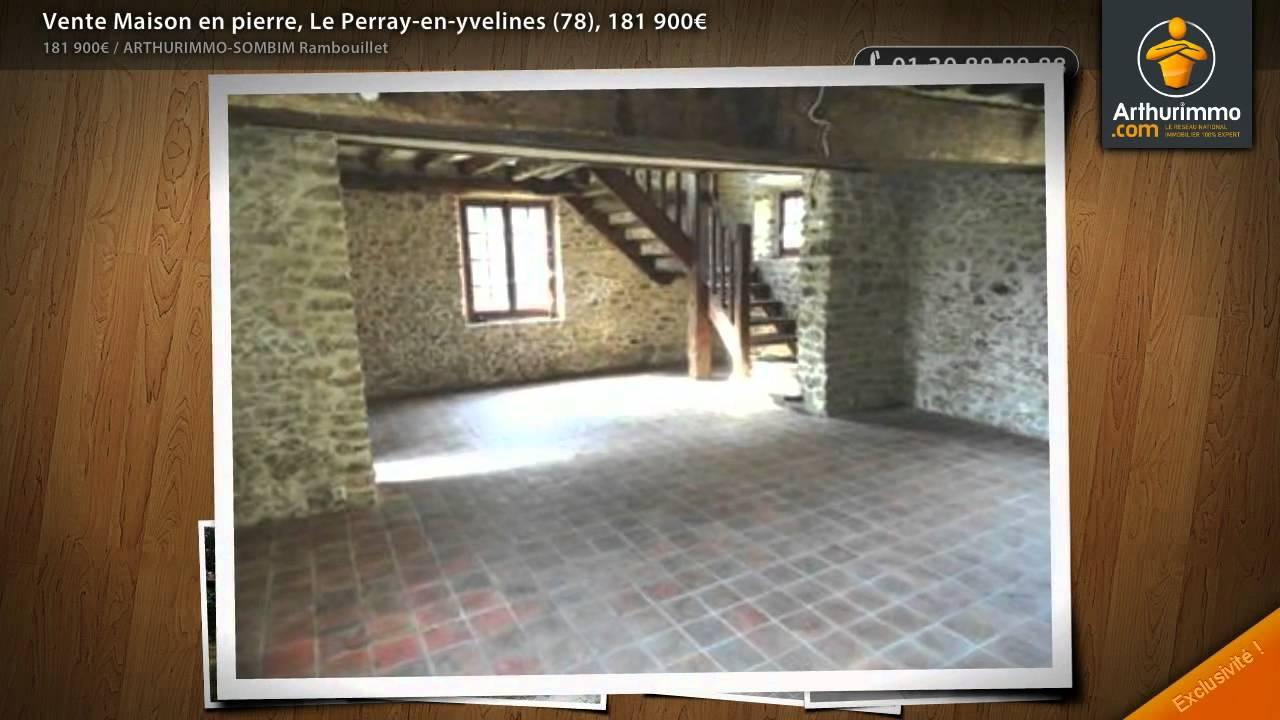 vente maison en pierre le perray en yvelines 78 181. Black Bedroom Furniture Sets. Home Design Ideas