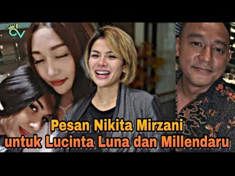 Komentar Nikita Mirzani
