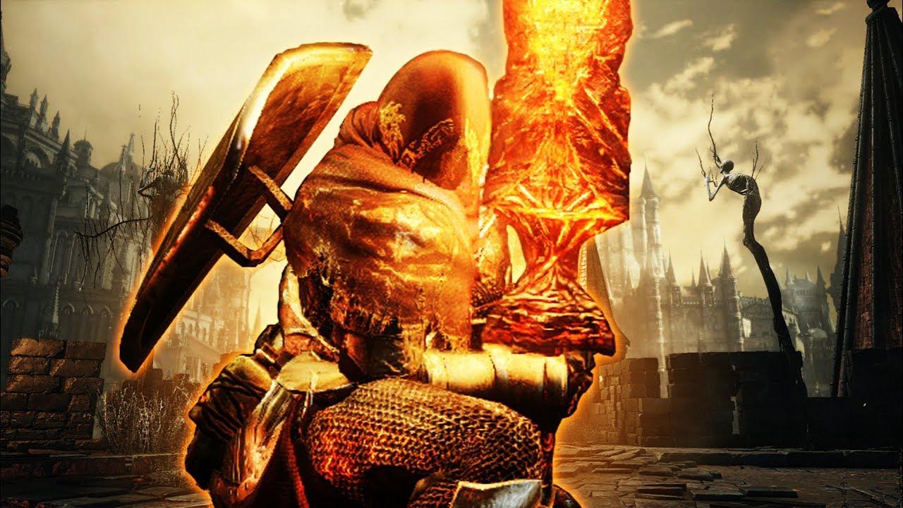 Pyromancer Build Dark Souls