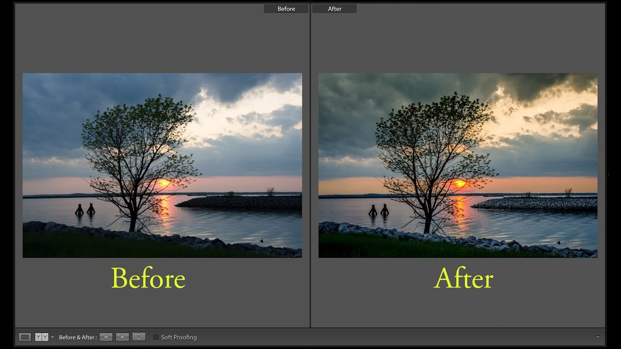 Learn Lightroom 6 / CC - Episode 2: Tools & Lens Corrections - YouTube