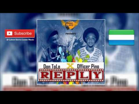Don Tolo ft Officer Pino - Reply (Official Audio 2017)