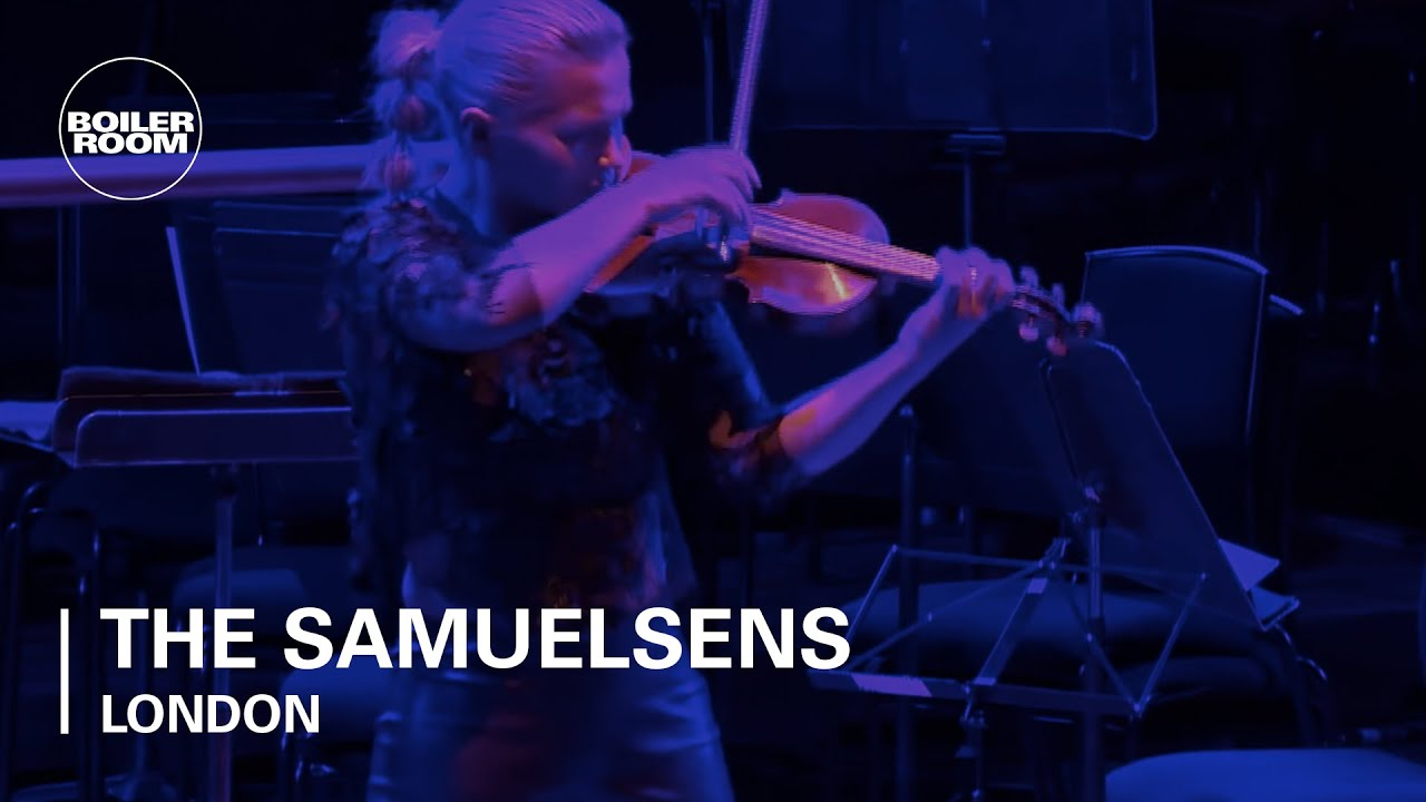 Barbican Sound Unbound: The Samuelsons Boiler Room London