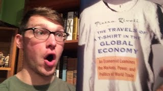 The Travels Of A T-Shirt In The Global Economy Book Reivew