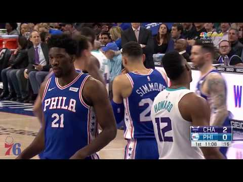 SIXERS WIN! | Highlights vs Hornets (3.19.18)