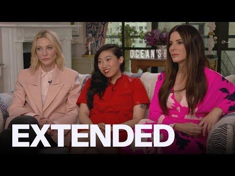 Sandra Bullock Jokes About Killing Off George Clooney