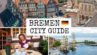 Travel Bremen: What to do and where to go! | Germany | TravelGretl