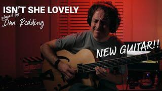 Isn't She Lovely (New Guitar)