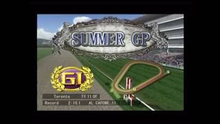 Gallop Racer 2004 #5 : A great victory !