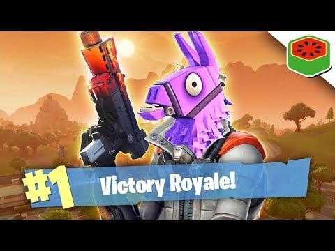 WINNER WINNER LLAMA DINNER! | Fortnite Battle Royale