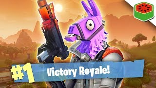 WINNER WINNER LLAMA DINNER! | Fortnite Battle Royale