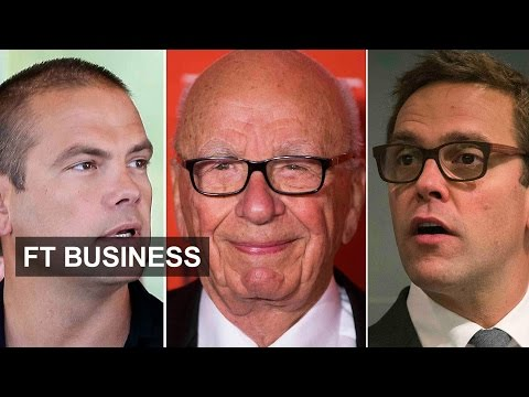 Murdoch In for Murdoch at Fox | FT Business