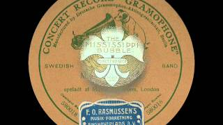 Ragtime (1913) - The London Orchestra: MISSISSIPPI BUBBLE