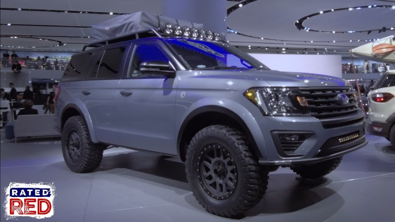 If You Like the Raptor, You'll Love Ford's 2018 Expedition ...