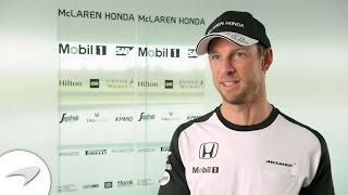 Jenson Button: McLaren-Honda 2015
