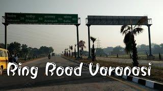 Babatpur Airport road to Ring Road Varanasi #vlog 5