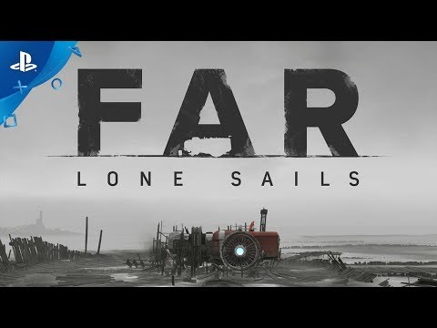 FAR: Lone Sails | Announcement Trailer | PS4