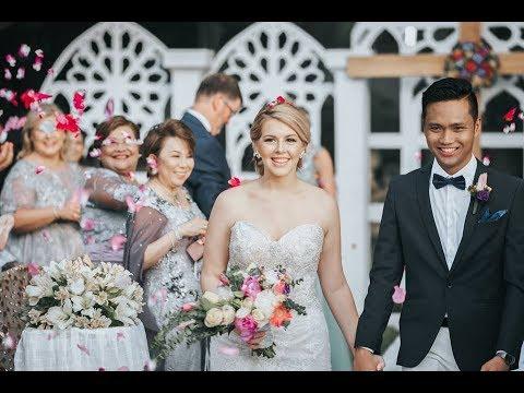Filipino- American Wedding | DocenaWoodYouMaryMe