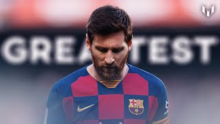 Lionel Messi - The Greatest (Inspirational) | HD
