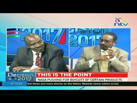 Nasa's 'boycott' call a revelation on exclusionary politics in Kenya? - #AMLiveNTV
