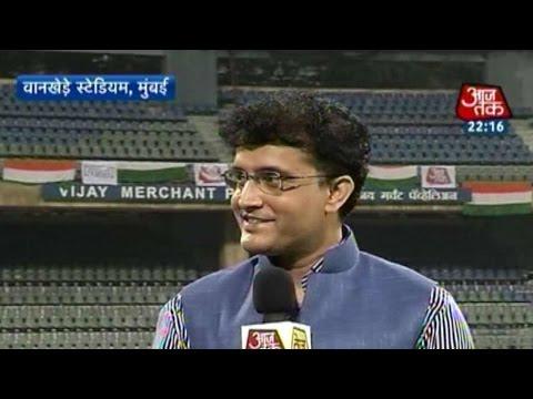 Sachin... Sachin: Tendulkar, Ganguly on World Cup-2015