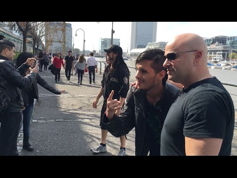Disturbed on Tour: Day Off in Buenos Aires