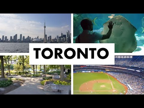 Toronto top #10 attractions