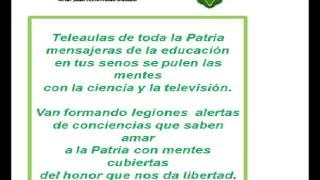 Himno Telesecundaria Federal-letra.wmv