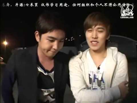 090424 至親筆記 - Super Junior 幕後採訪 [韓語中字] - YouTube