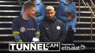 KDB IS BACK! | TUNNEL CAM | v Everton