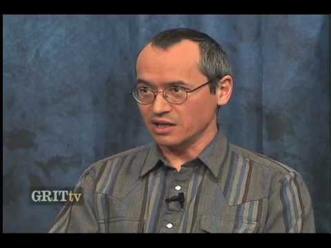 GRITtv: Joe Sacco: The Appeal Of Graphic Storytelling