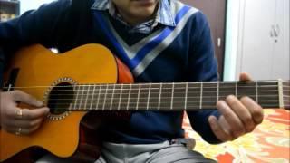 airlift soch na sake guitar intro tabs tutorial