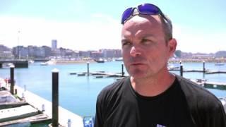 Interview de Goulven Le Clec'h