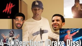 Meek Mill - 4-4 (Drake Diss) (BEST Reaction/Review)