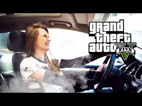 DRIVING HIGH - GTA 5 Gameplay