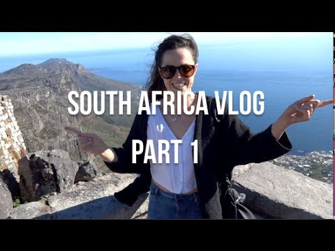 VLOG | South Africa Part 1 | Roisin Thora