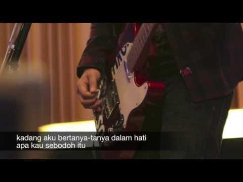 The Rain - Cinta Terpendam (Video Lirik)