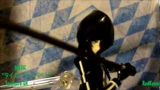 Rad's UnBoxing - Black★Rock Shooter: The TV Animation Ver. Figma Figure