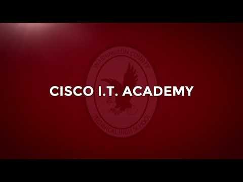 Washington County Technical High School Cisco I.T. Academy