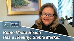 Jacksonville Area Real Estate Agent: Ponte Vedra Beach has a healthy, stable market