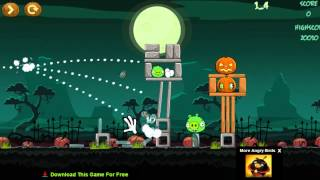 Angry Birds Online Games Angry Birds Halloween Game Levels 1 - 9