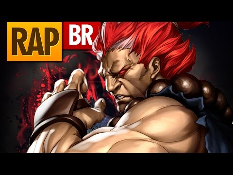 Rap do Akuma (Street Fighter) | Tauz RapTributo 30
