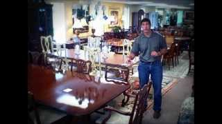 """pieces Of The Week"" Dining Room Tables 08/24/12"