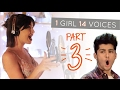 1 GIRL 14 VOICES (PART III) (PERRIE EDWARDS, TAYLOR SWIFT, ZAYN MALIK?! & 11 more)