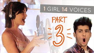1 GIRL 14 VOICES (PART III) (PERRIE...