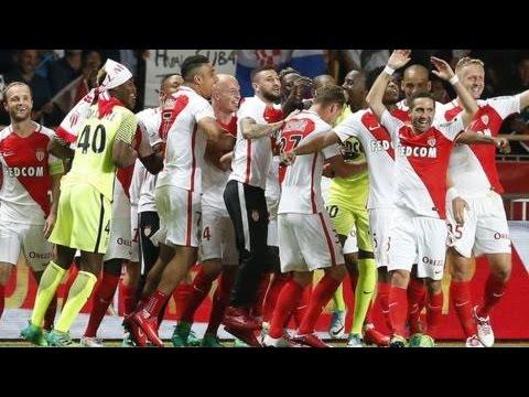 All Goals & Highlights Monaco 2 - Saint Etienne 0 (2017) Ligue 1