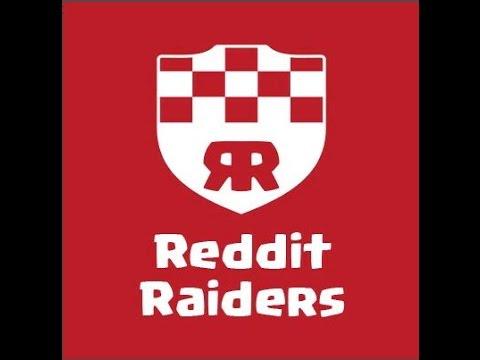 Rspiders Reddit [WAR] Reddit Raiders v...