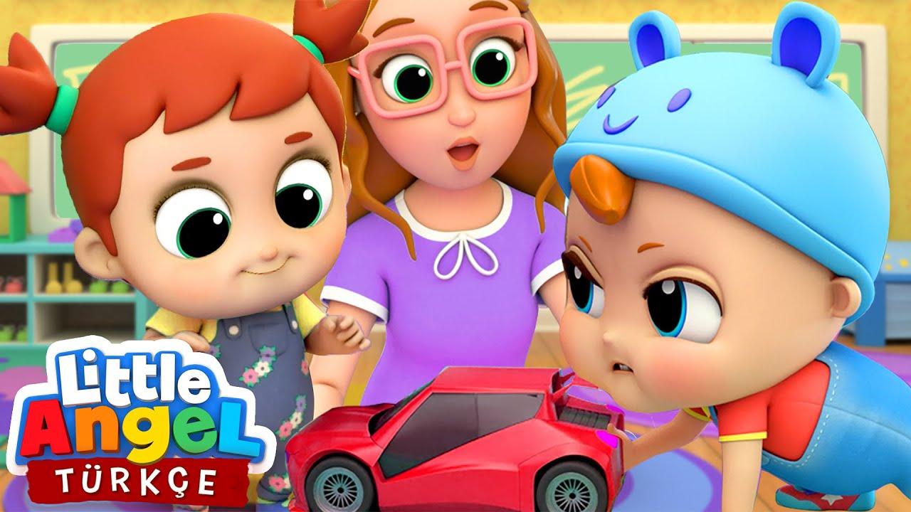 Can Bebek Arkadaşlarıyla Oyun Oynuyor🧒  Eğlenceli Ve Öğretici Çocuk Şarkıları   Little Angel Türkçe