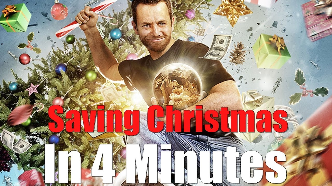 Saving Christmas.Kirk Cameron S Saving Christmas In 4 Minutes
