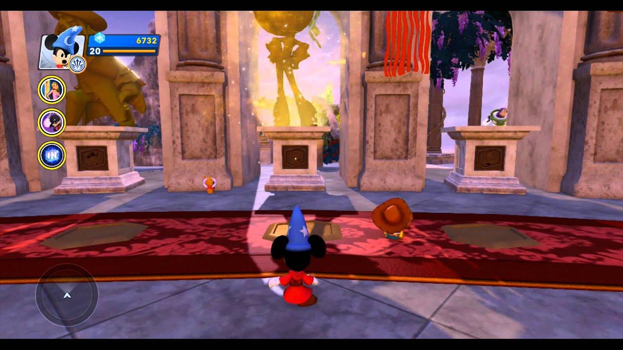Disney Infinity 2.0, Disney Hall of Heroes Full ...
